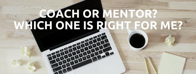 Coach or Mentor