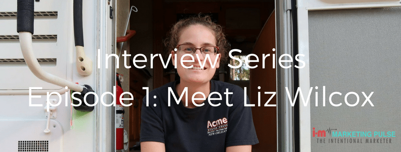 Marketing Pulse Interviews Episode 1: Liz Wilcox